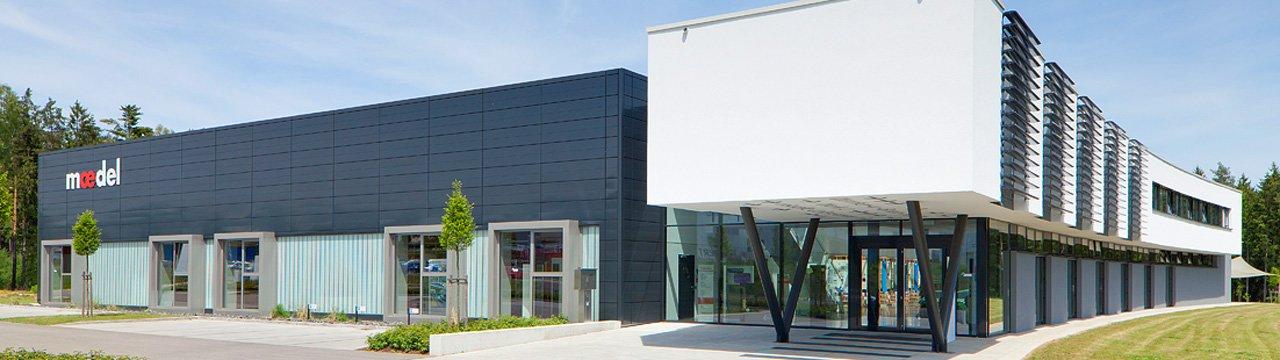 Firmengebäude MOEDEL Amberg Werk II