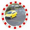 Unzerbrechlicher Verkehrsspiegel rund für den Innen- und Außeneinsatz