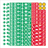 Piktogramme für Rettungspläne nach ASR A1.3 (2007)