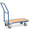 Magazinwagen mit Holzplattform, Tragkraft 250 kg