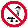 Parasailing verboten
