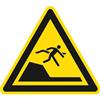 Warnung vor unvermittelter Tiefenänderung in...