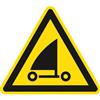 Warnung vor Strandseglern