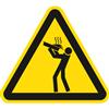 Warnung vor Verbrühung