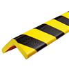 Warn- und Schutzprofil Typ H+ - Farbe gelb/schwarz