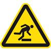 Warnung vor Hindernissen am Boden