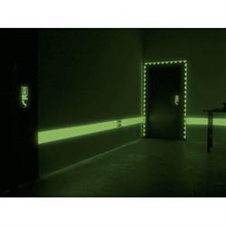 Langnachleuchtende Dispersionsfarbe, Acrylat-Farbsystem für die Wand