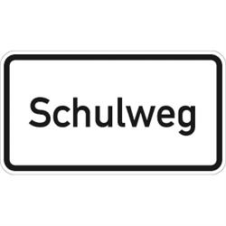 VZ-Nr. 2303, Schulweg