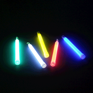SNAP-Light gelb, Ø 1,5 cm, 12 Stunden Leuchtdauer