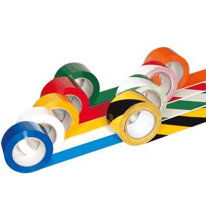 PROline-tape, Grün-Weiß, Folie, Rolle, 7,5x3300 cm