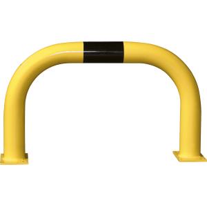 Rammschutz-Bügel XL, Außeneinsatz, Stahl, 60x100 cm, Ø 10,8 cm
