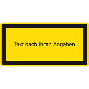 Laserkennzeichnung - Text nach Ihren Angaben, Folie, 2,6x5,2 cm