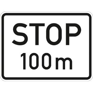 VZ1004-32, Stop in ... m, Alu, RA1, 31,5x42 cm