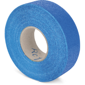 Bodenmarkierungsband WT-5845, PU, Rutschhemmung R11, Blau, 5x1250 cm