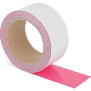 Schmutzresistentes Bodenmarkierungsband WT-5229, Polyester, Pink, 5x1500 cm
