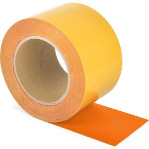 Universelles Bodenmarkierungsband WT-5125, PVC, Orange, 7,5x1000 cm